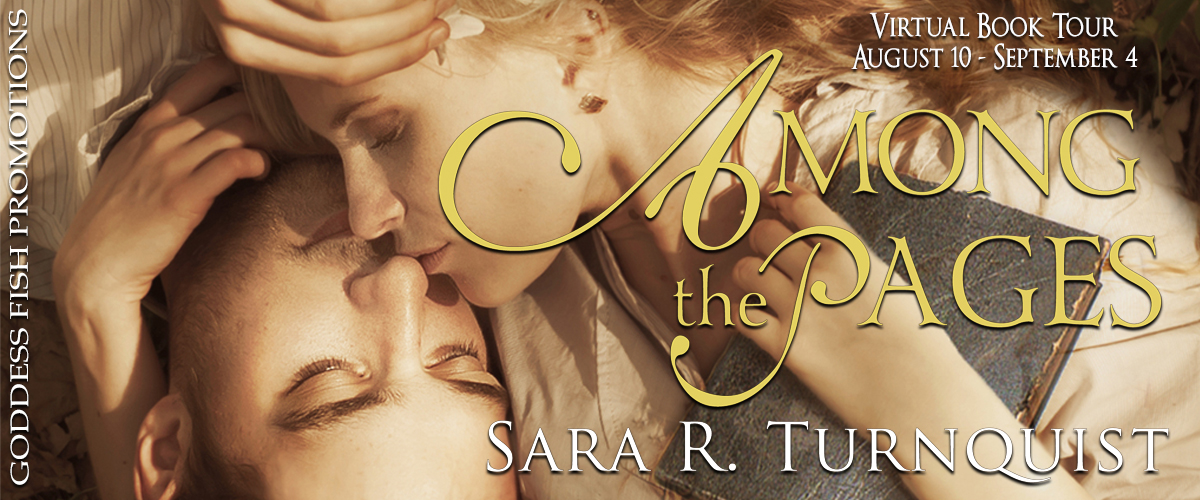 #Interview with Sara R. Turnquist, author of Among the Pages with #Giveaway