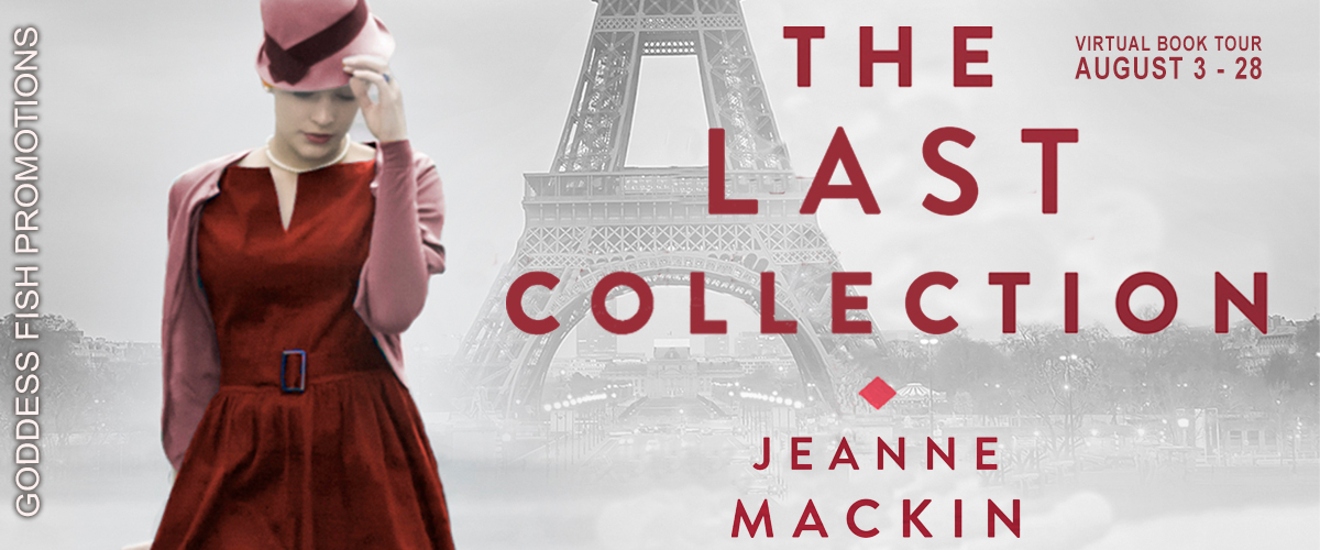 #Interview with Jeanne Mackin, author of The Last Collection with #Giveaway
