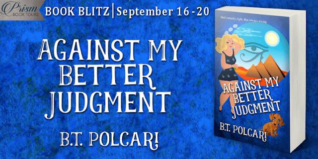 #BookBlitz Against My Better Judgment by B.T. Polcari #AJPrism