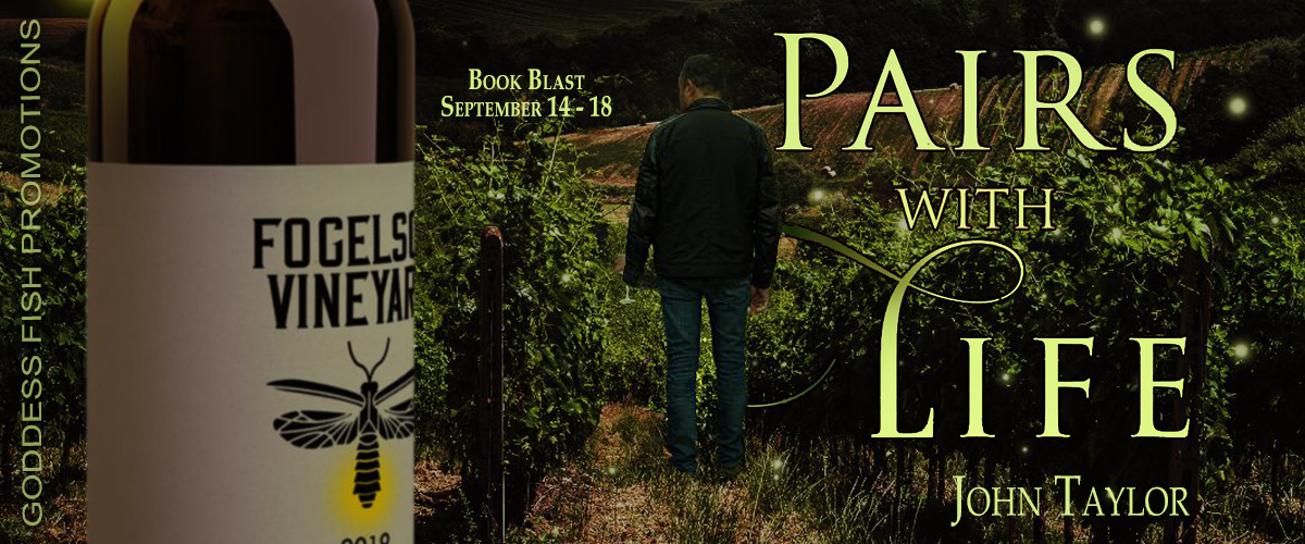 Pairs With Life by John Taylor #BookBlast and #Giveaway