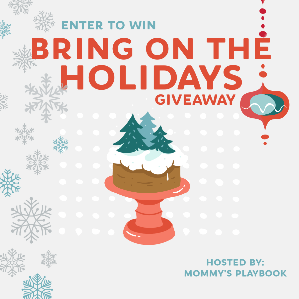 Bring on the Holiday Prizes Grand Prize #Giveaway (APV $415) Ends 11/30