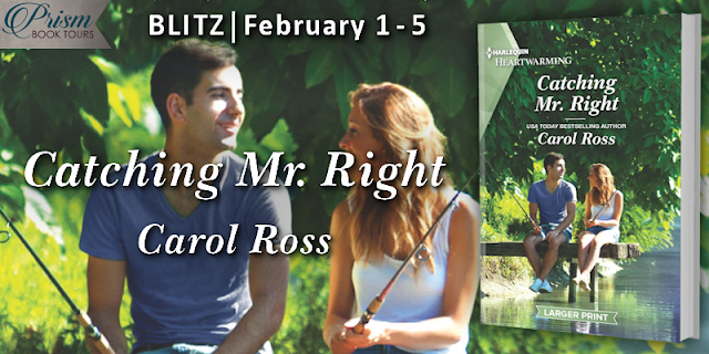 Catching Mr. Right by Carol Ross with #Giveaway