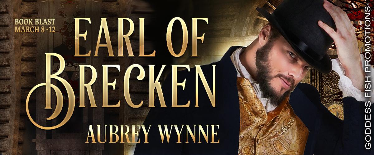 #BookBlast Earl of Brecken by Aubrey Wynne