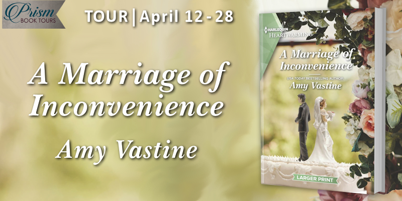Read an exclusive excerpt from Marriage of Convenience by Amy Vastine
