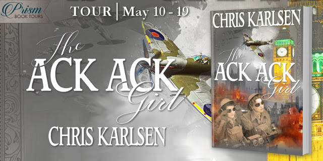 Read an exclusive excerpt from The Ack Ack Girl