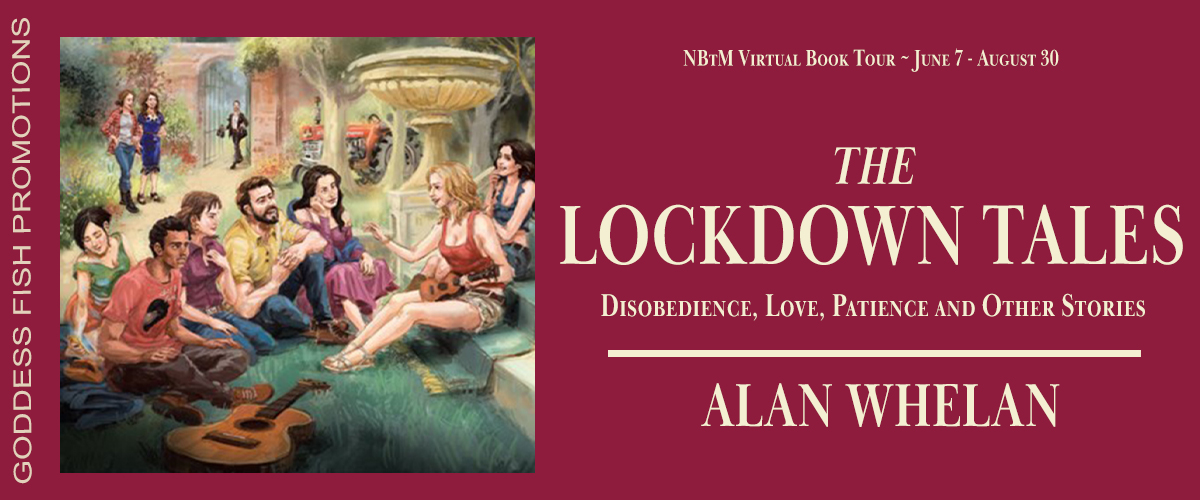 Interview with Alan Whelan, author of The Lockdown Tales
