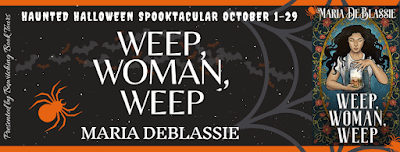 Haunted Halloween Spooktacular: Witch's Brew Cocktail by Maria DeBlassie, author of Weep, Woman, Weep