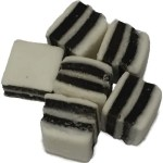 Black & White Mints Candy Cabin