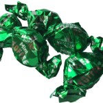 Walkers Wrapped Mint Toffees