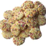 White Chocolate Snowies The Candy Cabin Traditional Online Sweet Shop