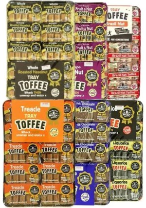 10 Walkers Toffee Pick & Mix Bars