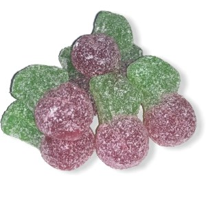 Fizzy Sour Cherries Candy Cabin Traditional Online Sweet Shop