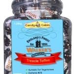 Treacle Toffee Victorian Jar Candy Cabin Traditional Online Sweet Shop