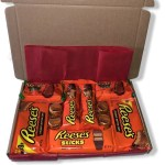 Open Reese's Hamper Candy Cabin Traditional Online Sweet Shop