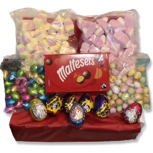 Easter Hamper - The Candy Cabin Traditional Online Sweet Shop
