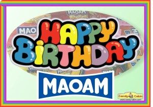 Maoam Hamper Happy Birthday The Candy Cabin Traditional Online Sweet Shop