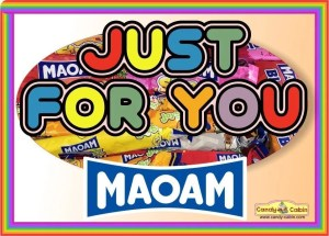 Maoam Hamper Just For You The Candy Cabin Traditional Online Sweet Shop