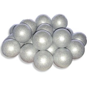 Silver Cola Rola Balls - The Candy Cabin Traditional Online Sweet Shop