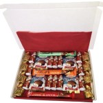 Lindt Christmas Hamper Large The Candy Cabin Traditional Online Sweet Shop