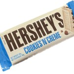 Hershey's Cookies n Creme Bar - The Candy Cabin Traditional Online Sweet Shop