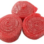 Fizzy Red Liquorice Rolls Candy Cabin Ltd Traditional Online Sweet Shop