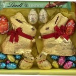 Lindt Easter Hamper Large - The Candy Cabin Ltd Traditional Online Sweet Shop
