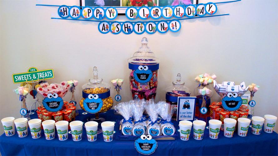 JOandJARS_CandyBuffet_BirthdayParty_SesameStreet_CookieMonster_Blue_Scotts