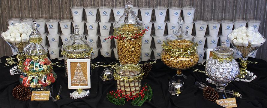 JOandJARS_CandyBuffet_TokioMarine_SensoRistorante_Christmas_Gold_White