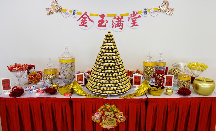 JOandJARS_CandyBuffet_STATSChipPAC_CNY_ChineseNewYear_2014_YearOfTheHorse_LunarNewYear