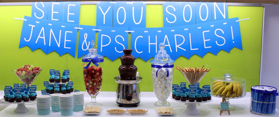 JOandJARS_CandyBuffet_EveryNationChurch_CTHub_Blue_Fondue_ChocolateFountain