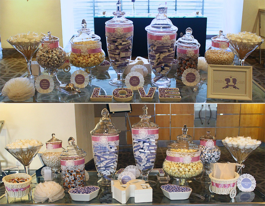 JOandJARS_CandyBuffet_PanPacific_PanPacificSingapore_OceanBallroom_Purple_Pink