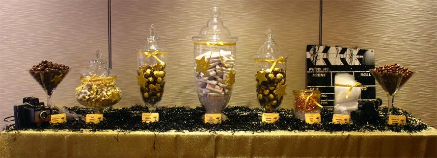 JOandJARS_CandyBuffet_CorporateEvent_Shell_Gold_Black