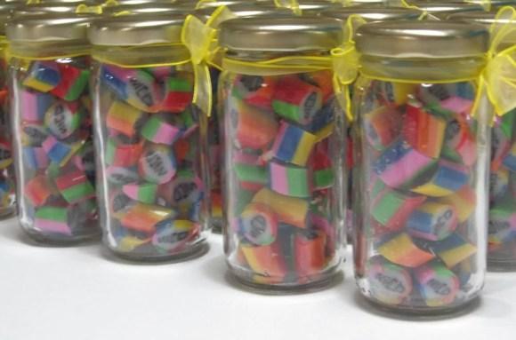 Candy Factory - En frascos