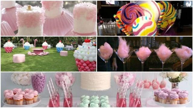 Candy Factory Perú - Ideas para la fiesta de 15 años