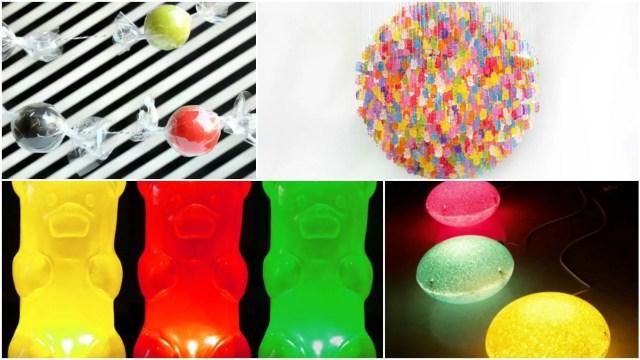 Candy Factory Perú - Caramelos gigantes que iluminan espacios