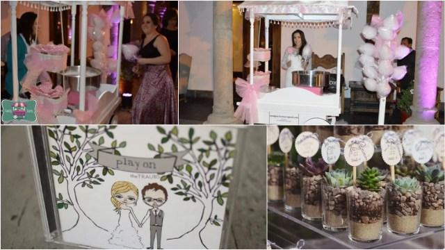 Arriba: Fotos de Candy Carts Abajo: Bodasyweddings.com