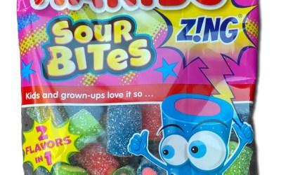 Haribo Sour Bites: New and True