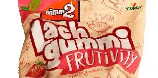 Lachgummi Frutivity: Yogurt Gummies
