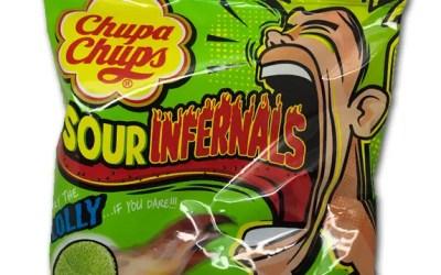 Chupa Chups Sour Infernals