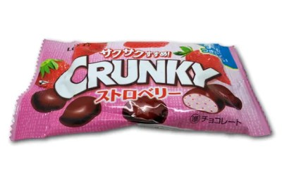 Crunky is decidedly un-junky