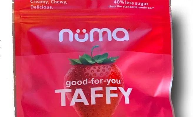 Nüma: Good-for-you Taffy