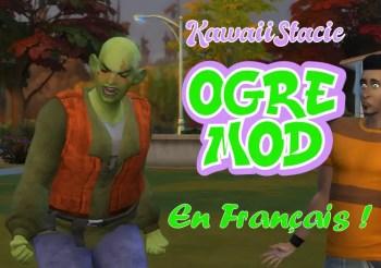 ▷ Mod Ogre et Planète Ogre par KawaiiStacie