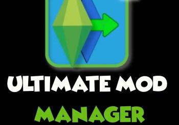 ▷ Mise à jour du Logiciel Ultimate Mod Manager 1.1