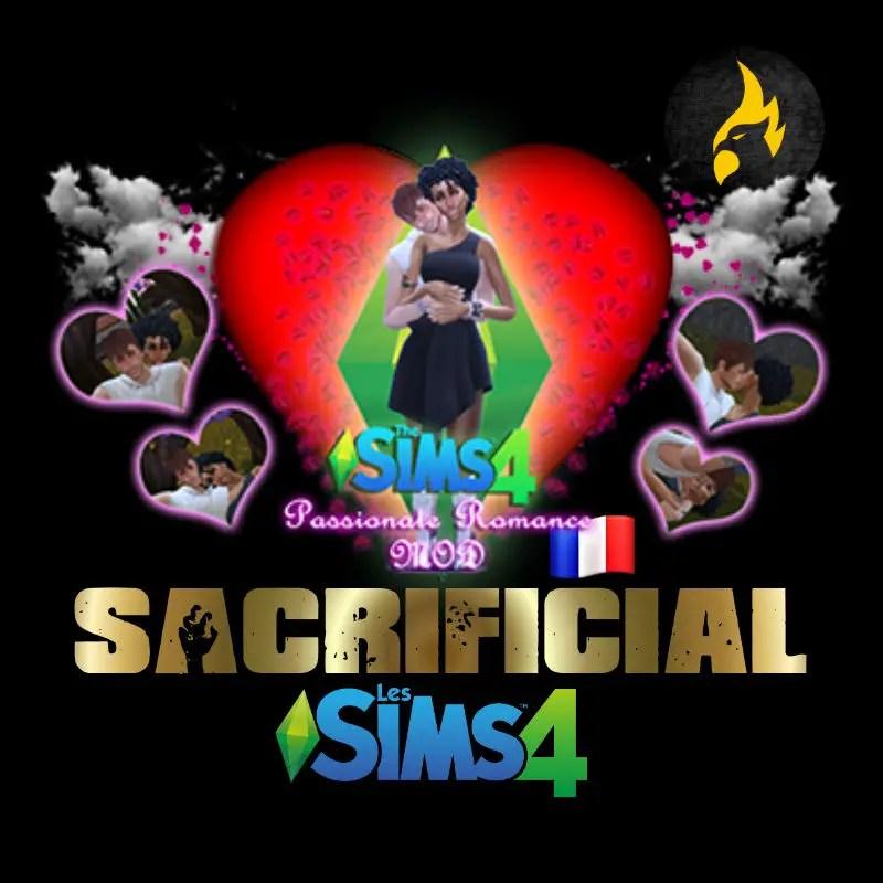 ▷ Passionate Romance par Sacrificial