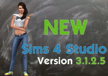 ▷ Mise à jour de Sims 4 Studio Version 3.1.2.5