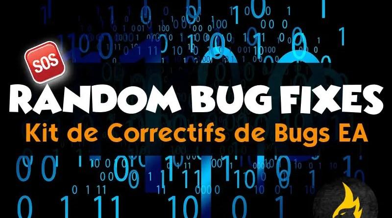 mod sims 4 random bug fixes