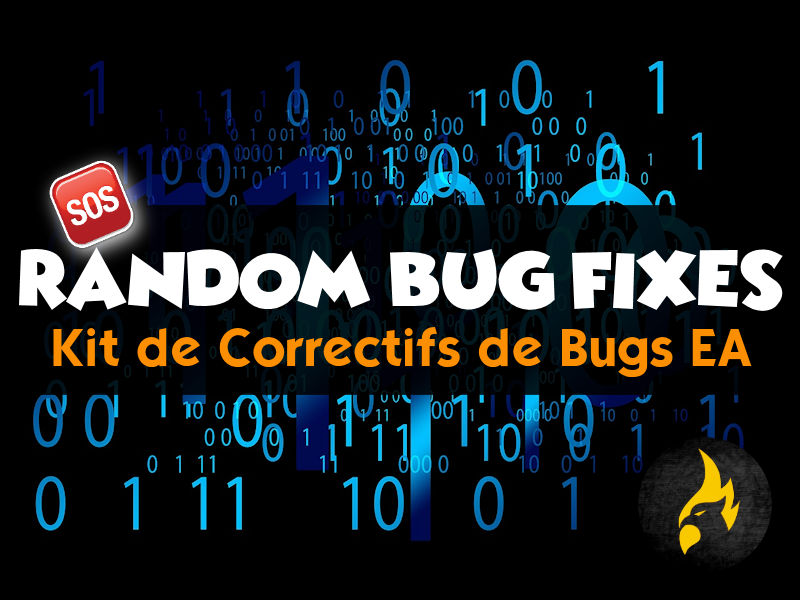 ▷ Random Bug Fixes de LittleMsSam