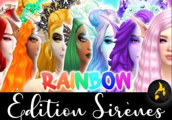 Rainbow (Édition Sirènes) 114 Liens par Aveline