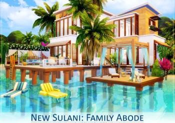 ▷ Maison Contemporaine pour Sulani sans CC