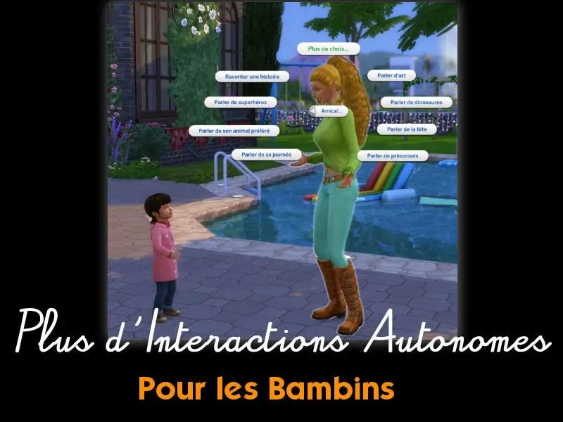 ▷ Des Interactions Sociales plus Autonomes pour les Bambins par Brandi Marie93